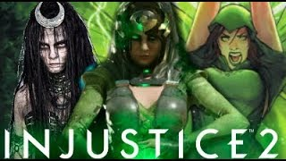 Video Injustice 2 - 5 Things You Probably Didn't Know About Enchantress! MP3, 3GP, MP4, WEBM, AVI, FLV Mei 2018