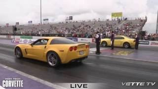 LIVE at Hot Rod Power Tour by High Tech Corvette