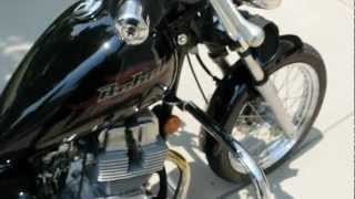 8. 2004 Honda Rebel