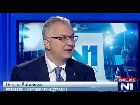 Драган Шутановац, Интервју на Н1 13.06.2017.