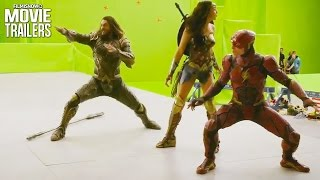 Video JUSTICE LEAGUE | Go behind the scenes with this end of shoot featurette MP3, 3GP, MP4, WEBM, AVI, FLV Oktober 2017