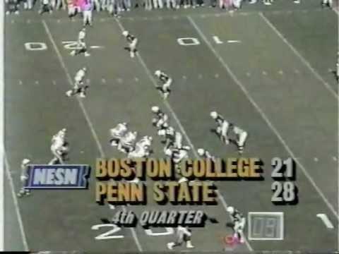 1991 Penn State vs Boston College (10 Minutes or Less)