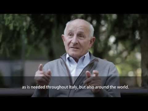 Ambassador Don Gino Rigoldi Expo Milano 2015