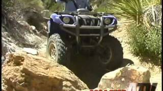 8. ATV Television Test - 2004 Yamaha Grizzly 660