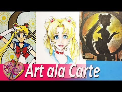 UnTeachable!  The Tale of the 3 Sailor Moons (видео)