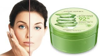 How to Use Aloe Vera for Skin Whitening