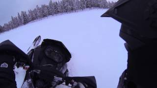 6. GoPro HD: Ski-Doo Summit X 154