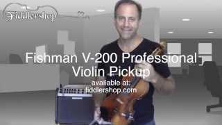 Fishman V-200 Violin Pickup