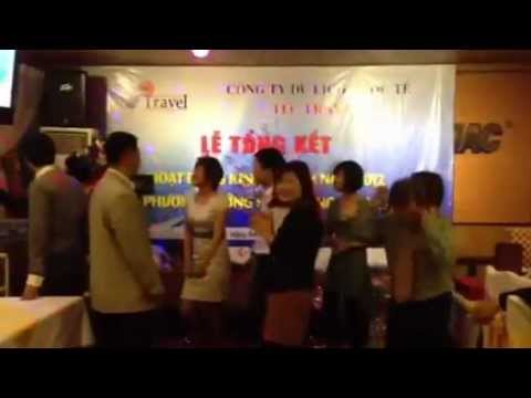 Year end Party ITC - Travel