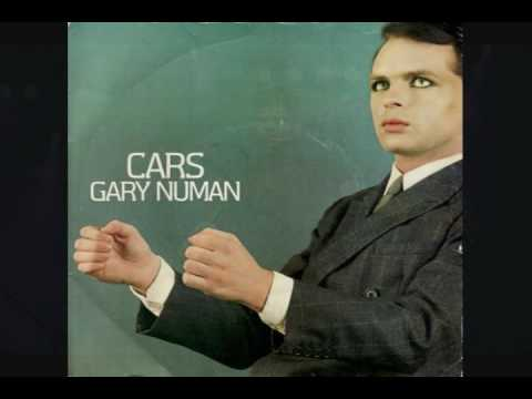 Gary Numan - Cars (E Reg Model Remix)