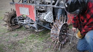 Download Video WE MADE TWO INVINCIBLE SPIKE TIRES! MP3 3GP MP4