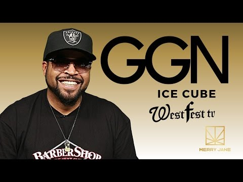 Ice Cube & Snoop: Two of my favorite Rappers choppin it up!