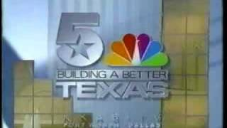 KXAS-TV Channel 5, Dallas TX, Sign-Off From 1991