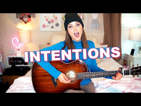 "Justin Bieber  ""Intentions"" Cover by Tiffany Alvord"