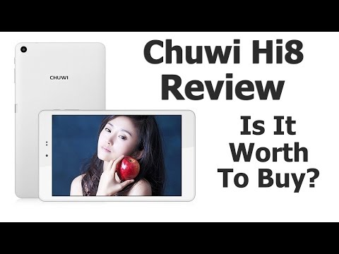 Chuwi Hi8 Review | 90$ 8