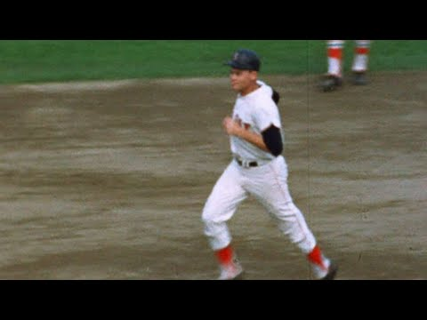 Video: Jose Santiago homers off Bob Gibson in 1967 WS Game 1
