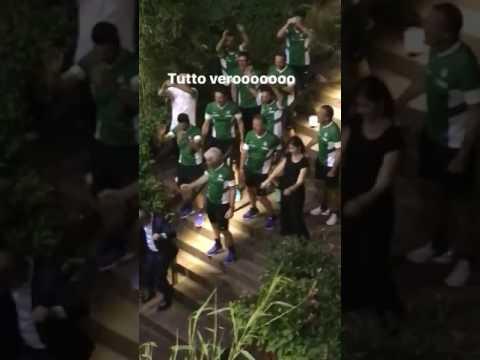Gasperini balla meglio del Papu… e del Viperetta!