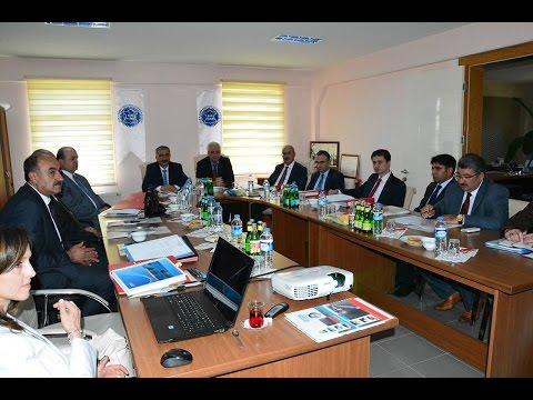 Bor Enerji İhtasas OSB için ilk harç toplantısı