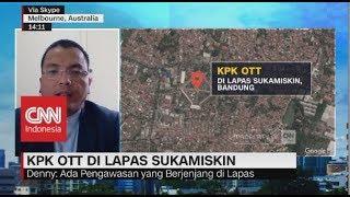 Video Kepala Lapas Sukamiskin Kena OTT KPK, Denny: Ada Penyimpangan SOP yang Dilakukan MP3, 3GP, MP4, WEBM, AVI, FLV Juli 2018