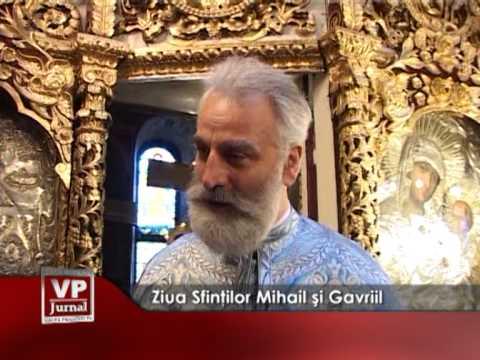 Ziua Sfinților Mihail și Gavriil