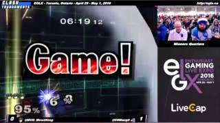 Pantheon of Melee Combo Video