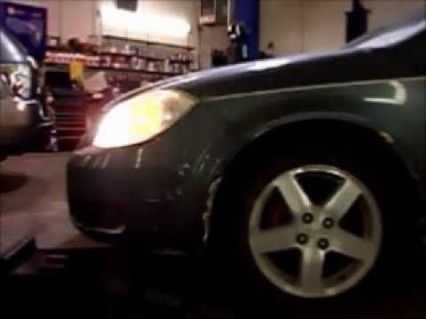 How to Change 2.2L Chevy Cobalt's Oil (Also applies to Pontiac G5)