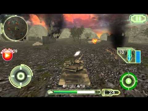 Video of Crazy Fighting Tank 3D-FPS