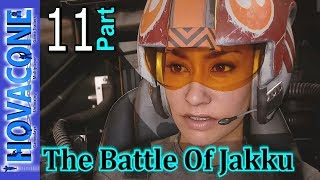 The Battle Of Jakku | Star Wars Battlefront 2 | Part 11 | Gameplay Walkthrough