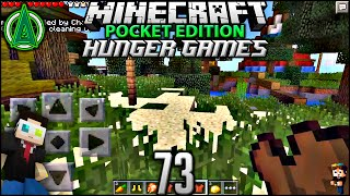 Minecraft: Pocket Edition Hunger Games E73 - Q&A! ASK ME STUFF!