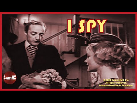 I Spy | Season 1 | Episode 3 | Bits and Pieces | Raymond Massey | Louis Edmonds | Marcel Hillaire