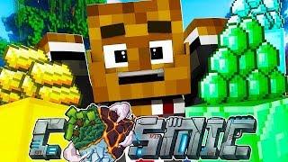 PRISON BREAK WATCH OUT FOR THE WARDEN! - Minecraft Prisons COSMIC JAIL BREAK #3