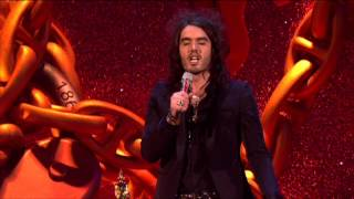 Oasis win Outstanding Contribution to Music Award presented by Russell Brand | BRIT Awards 2007