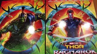 Nonton Thor Ragnarok Target Exclusive Blu Ray With 40 Page Gallery Book Unboxing Film Subtitle Indonesia Streaming Movie Download