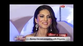 Planet Bollywood News - Sunny Leone Talks About Shahrukh And Priyanka, Hrithik: Krrish 3 Is Challeng