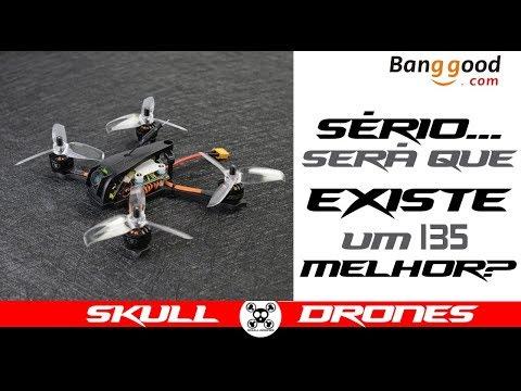 SÉRIO, esse deve ser o MELHOR DRONE Micro Racer