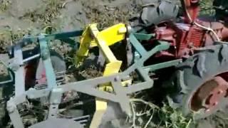 Мотоблок Мотор Сич.Картофелекопатель КВГ-400 мотоблок