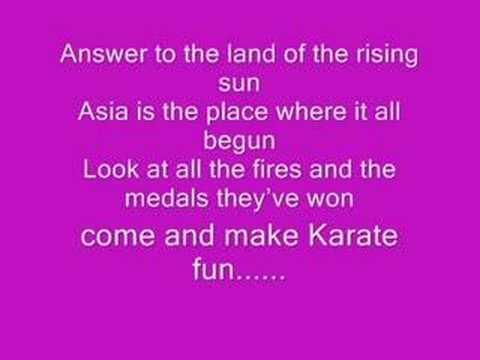 Chipz - The kung fu beat lyrics