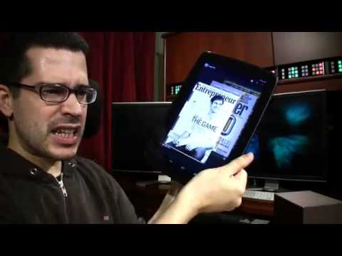 Nexus 10 Tablet Unboxing, First Look, Initial Impressions