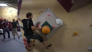 First time @Basement Boulderstudio 04.11.2019 by Bouldering Berlin