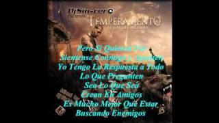 Download Lagu 20. Temperamento - Hoy Te Escuchare (El Fin Del Mundo The Mixtape 2008) Con Letra Mp3