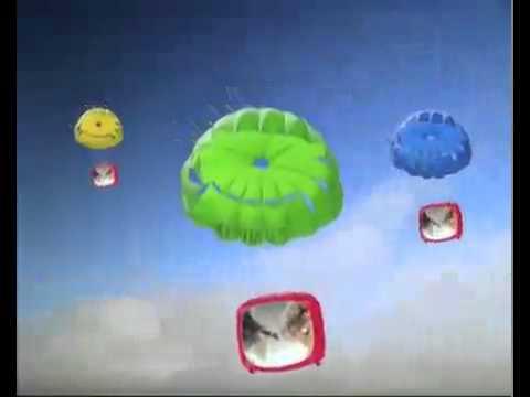 ЗОНА ОХВАТА ТЕЛЕКАНАЛА GAMELAND TV 2 Промо