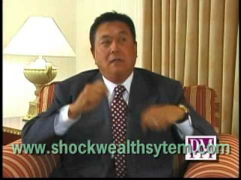 Robert T Kiyosaki Interview pt 4