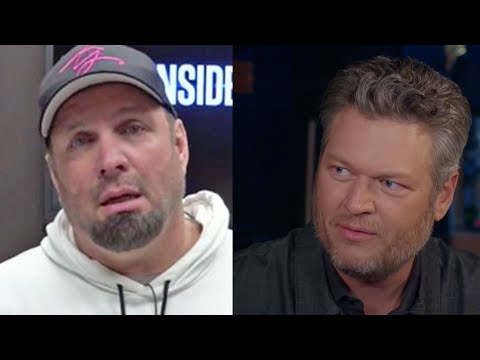 Blake Shelton Stands Up For Garth Brooks, Battles With Taylor Swift Fans