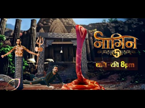 NAAGIN 5 - Full Episode 10 - 11 नागिन 12 - 13 September 2020 - Colors Tv Twist