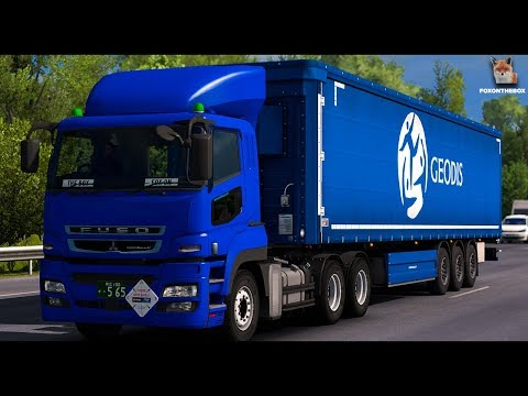Mitsubishi Fuso Super Great v1.2 Beta