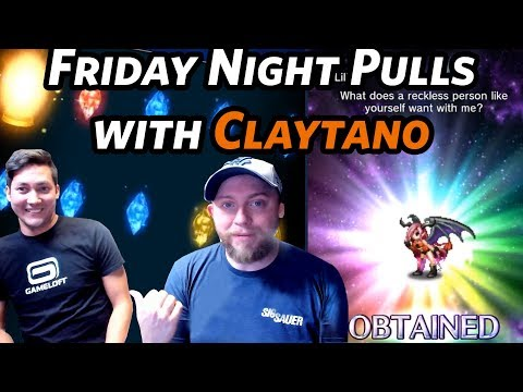 FFBE Friday Night Halloween Pulls With Claytano!