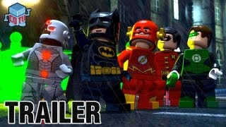 Nonton LEGO BATMAN The Movie DC Superheroes Unite Official Trailer Film Subtitle Indonesia Streaming Movie Download