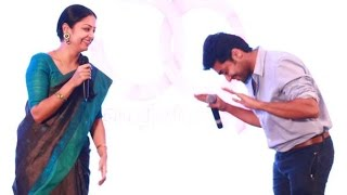 Surya's proud speech about Jyothika