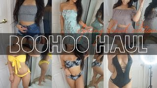 BOOHOO TRY ON HAUL SPRING BREAK 2017 | LOVEEMANDA