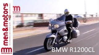 6. BMW R1200CL Review (2003)